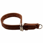 shop Pinch Collar Medium - Leather Medium 23