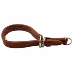 shop Pinch Collar Small Leather  21 inch