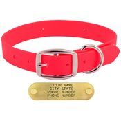 shop PINK 1 in. TufFlex Standard Collar
