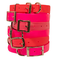 shop Pink Dog Collars