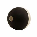 shop Plasti-Sure Grip Ball Black and White