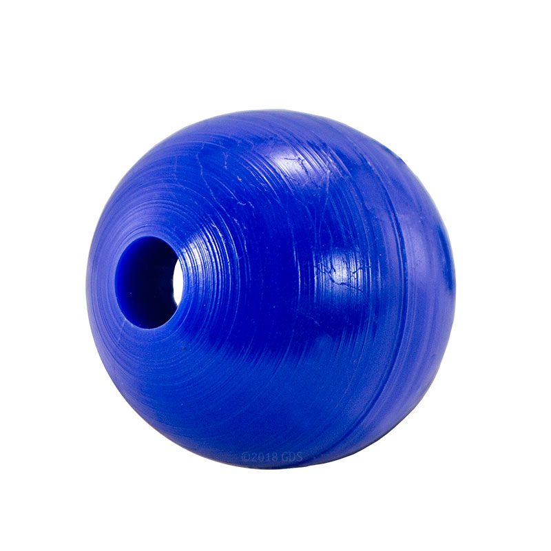 Plasti-Sure Grip Ball Blue