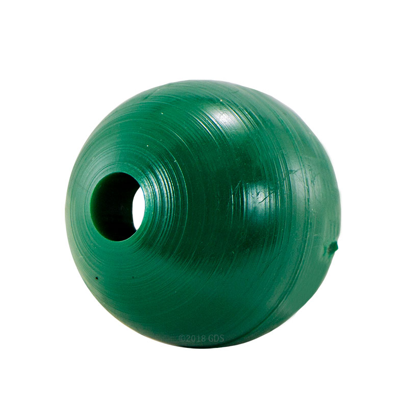 Plasti-Sure Grip Ball Green