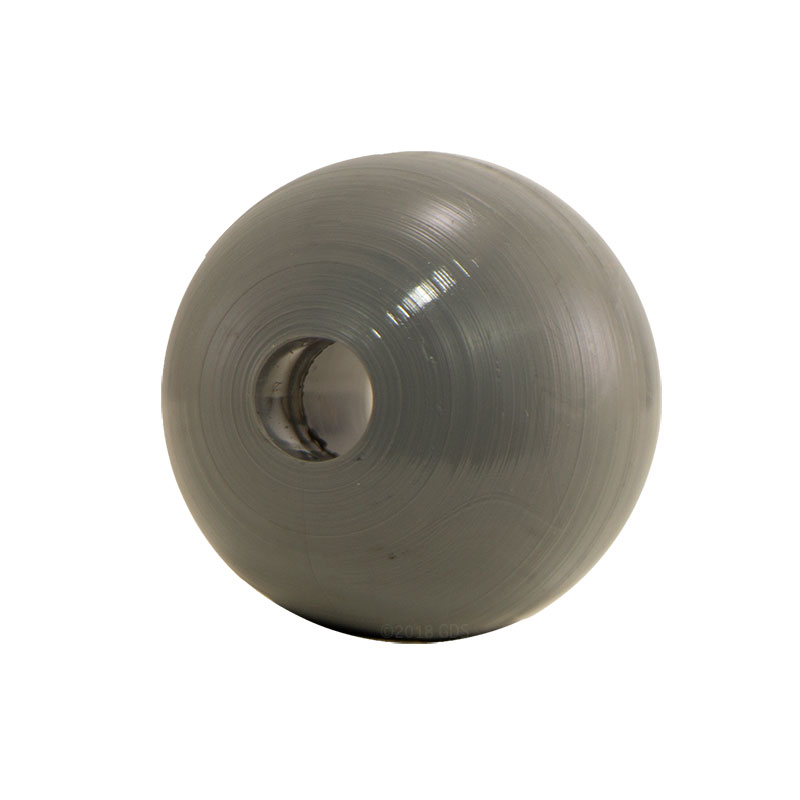 Plasti-Sure Grip Ball Grey