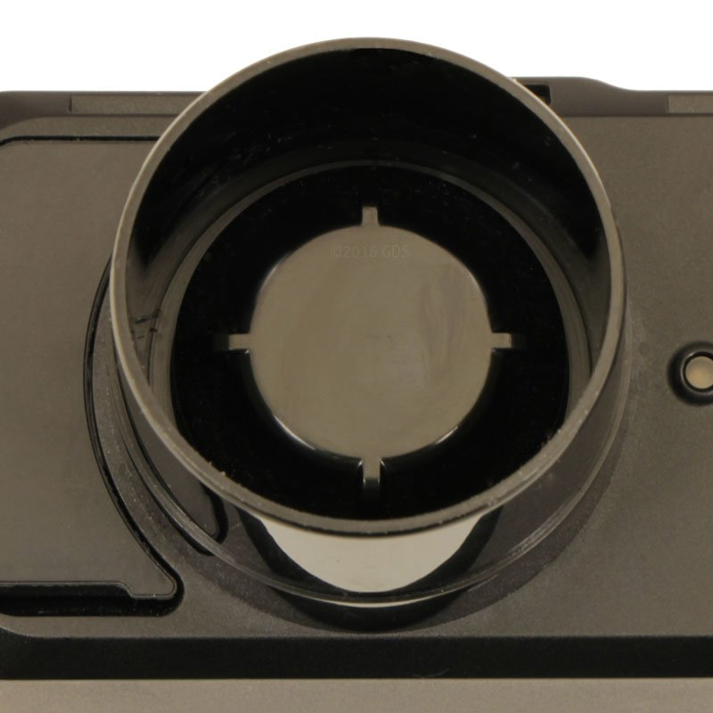 PRO Control 2 Receiver Horn Detail