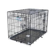 shop ProValu 4000 Two Door Folding Dog Crate