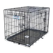 shop ProValu 5000 Two Door Folding Dog Crate