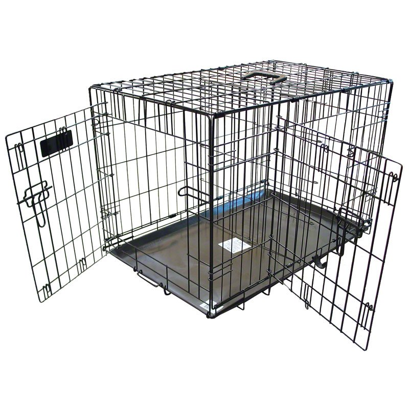 ProValu Crate with Doors Open