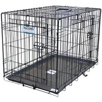 buy  ProValu Two Door Folding Dog Crates