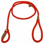 shop RED British-Style Slip Lead by Mendota 6-Feet