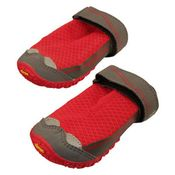 shop Red Grip Trex Dog Boots by Ruff Wear -- Set of 2