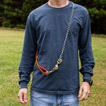 shop Reflective Chain Tree Lead Over the Shoulder