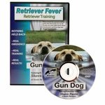 shop Retriever Fever 2: Gun Dog -- Retriever Training DVD