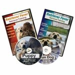 shop Retriever Fever - Puppy / Gun Dog 2-DVD Set