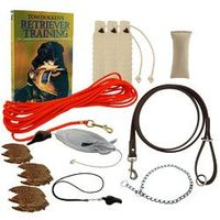 buy  Retriever Puppy Training Kit Featuring Tom Dokkens Retriever Training Book