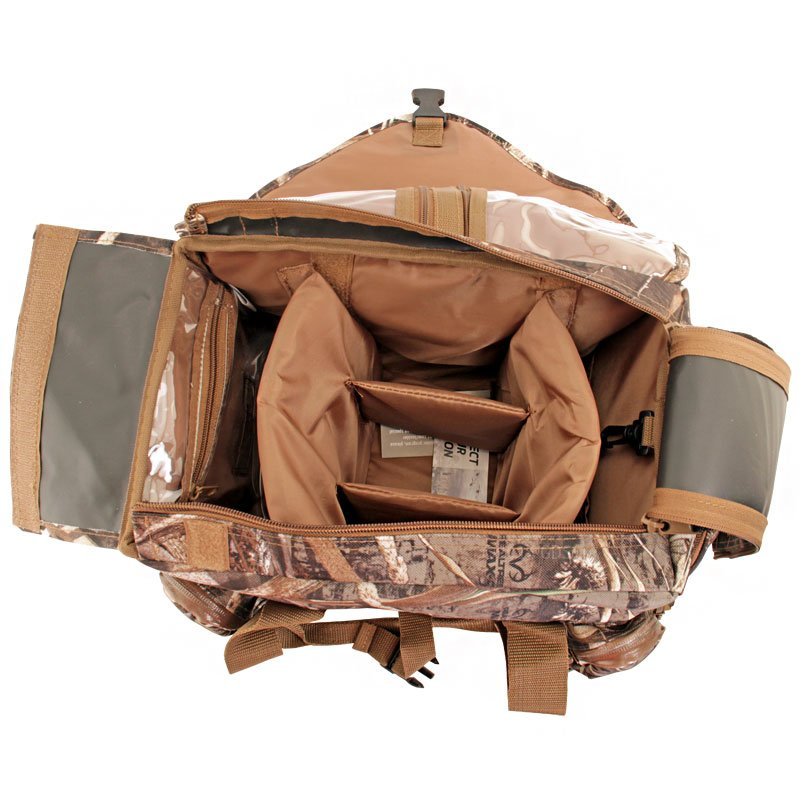 Rig 'em Right Shell Shocker Bag Top View