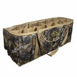 shop Rig Em Right 12-Slot Deluxe Camo Duck Decoy Bag -- Optifade Timber