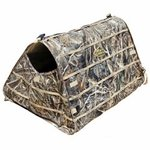 shop Rig 'Em Right Field Bully Collapsible Dog Blind