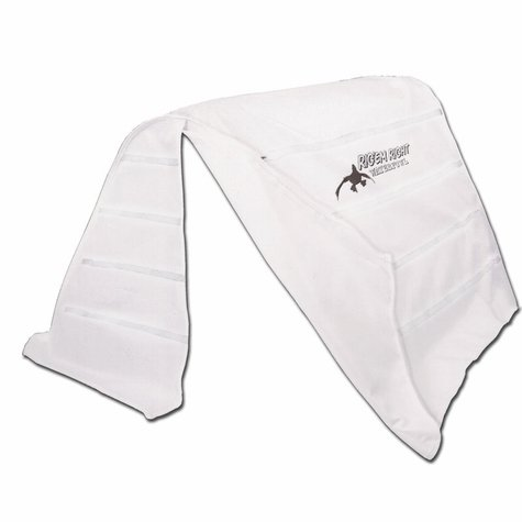 Rig 'Em Right Field Bully Dog Blind Snow Cover