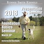 shop Ronnie Smith Seminar Bundle: Presentation + Foundation Basics -- March 17-18, 2018