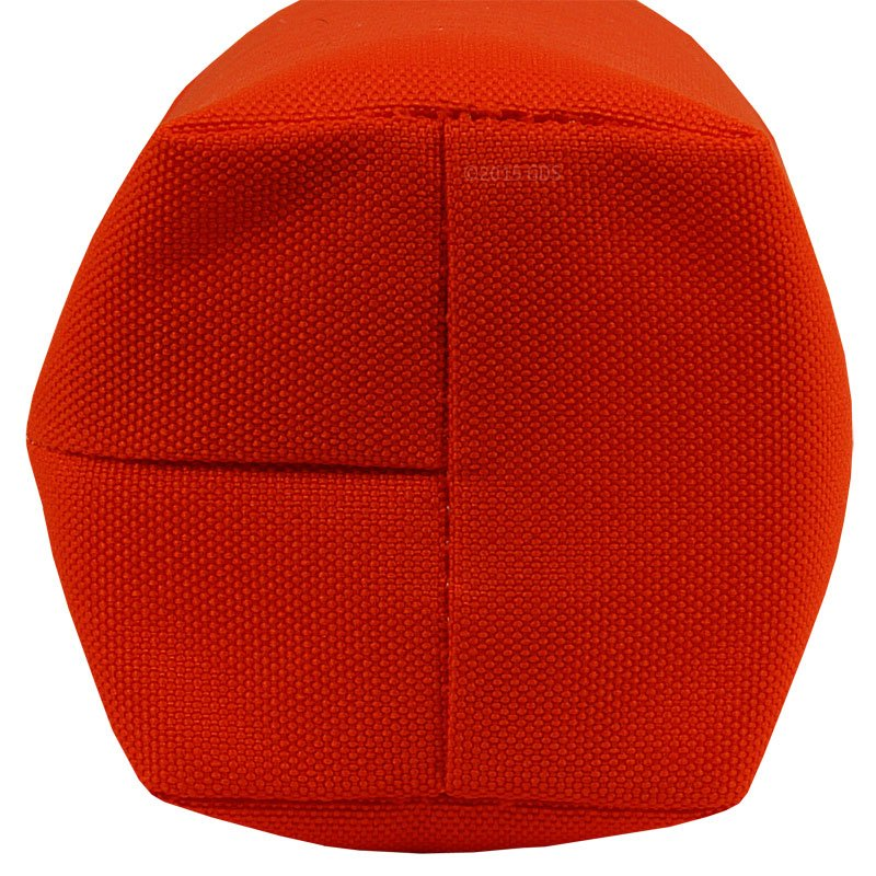 RRT Orange 10 in. Canvas Top View