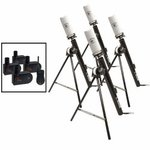 shop RRT Side-Kick 4 Shot Multi-Location Dummy Launcher Set with SportDOG Electronics