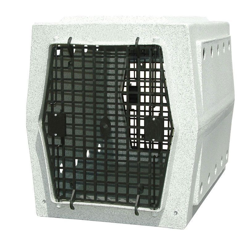 Ruff Tough Kennels >> Ruff Land Kennels Intermediate Double Door Dog Crate