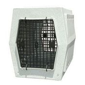 shop Ruff Land Kennels Large Double Door Dog Crate