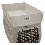 shop Ruff Tough Tray On Kennel