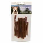 shop Salmon Sticks Training Treats by Mendota Pet