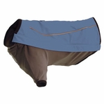 "shop SAVE 20%! -- ""Scratch & Dent"" Cloud Chaser Soft Shell Dog Jacket by Ruff Wear -- BLUE"