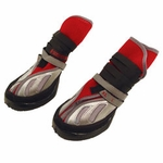 "shop SAVE 20%! -- ""Scratch & Dent"" MEDIUM Neo-Paws Energy Summer Dog Boots (2 Boots)"