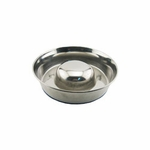 "shop SAVE 20%! -- ""Scratch & Dent"" Small DuraPet Slow-Feed Dog Bowl"