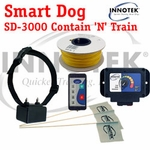 "shop SAVE 20%! -- ""Scratch & Dent"" Smart Dog SD - 3000 Basic Contain + Train Combination Containment and Training System"