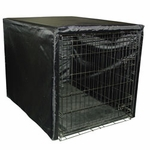 shop SAVE 20%! -- Scratch & Dent Thunder Hut Sound Deadening SMALL Dog Crate Cover