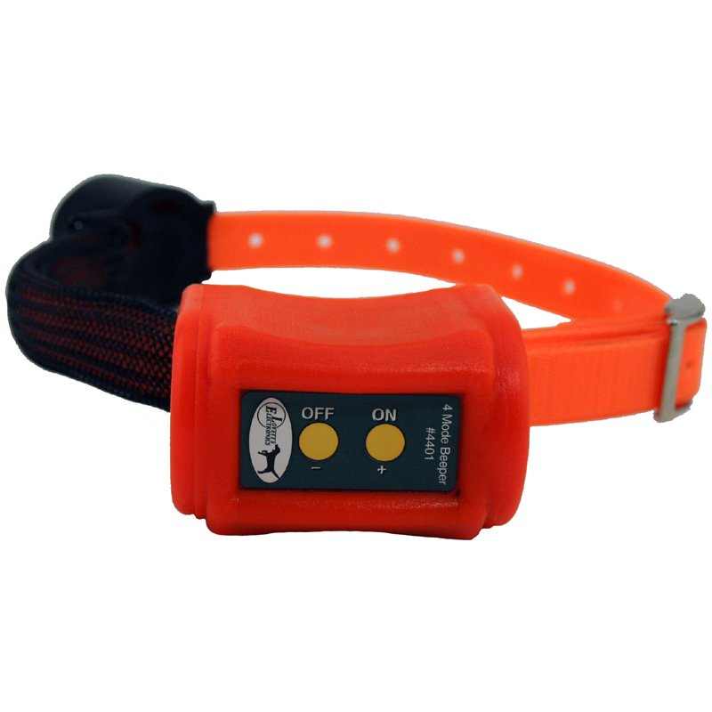 Scott 4 Mode Beeper Collar Detail