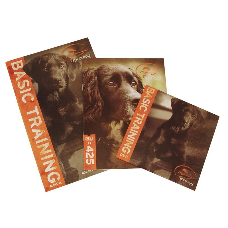 SD-425 CAMO Manual &/or DVDs