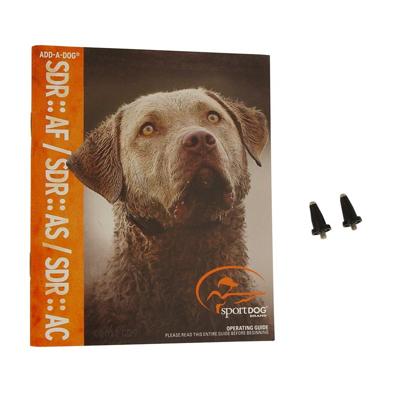 SD-425 Camo SDR-AC Add-A-Dog Manual and Points