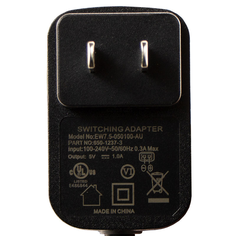 SD-825X Charger Detail