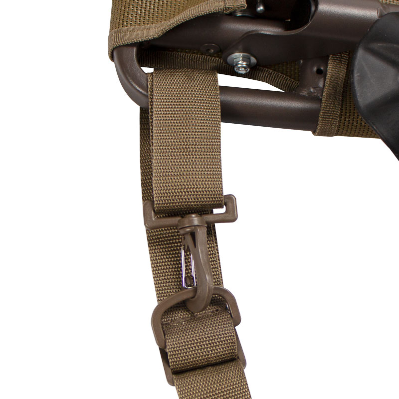 Shoulder Strap Detail