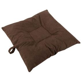shop SMALL  Bizzy Beds® Dog Bed with Zipper -- Coffee