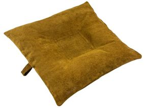 shop SMALL Bizzy Beds™ Dog Bed with Zipper -- Timber