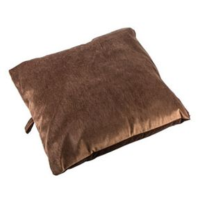 shop SMALL Bizzy Beds™ Pillow Bed -- Brown
