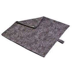 shop SMALL Bizzy Beds® Pillow Bed Replacement Cover -- Charcoal