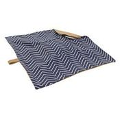 shop SMALL Bizzy Beds® Replacement Cover -- Chevron / Tan Two-Tone