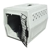 shop Small Dog Crate Open on Right Side