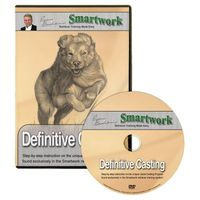 buy  Smartwork Definitive Casting DVD with Evan Graham
