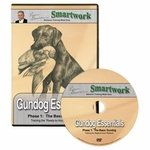 shop Smartwork Gundog Essentials - Phase 1 The Basic Gundog DVD by Evan Graham