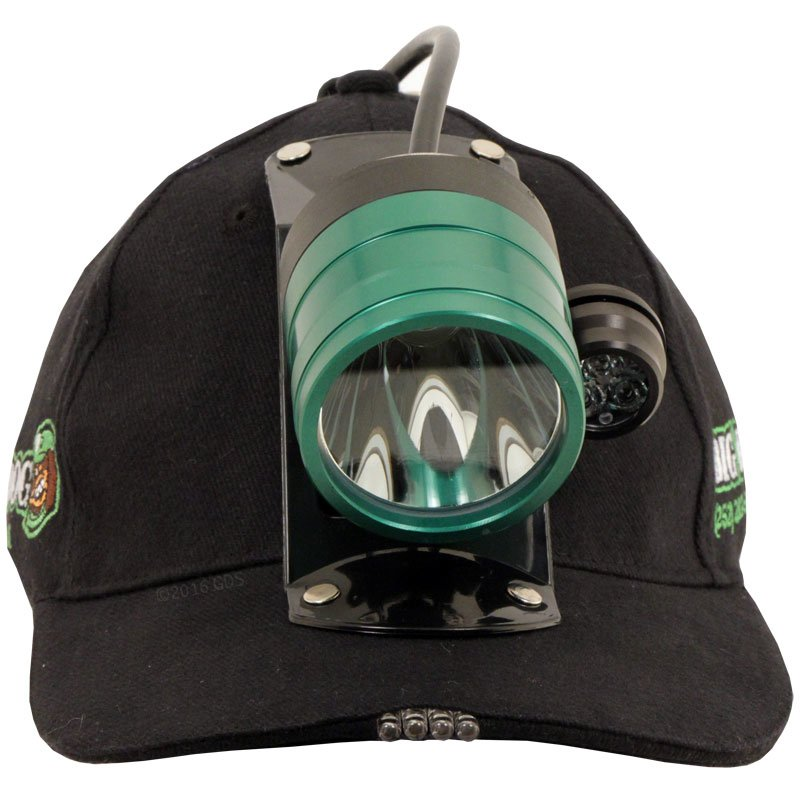 Soft Cap Light with Color Front