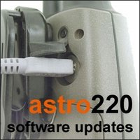 shop Software Changes - Updating Your Astro 220 System